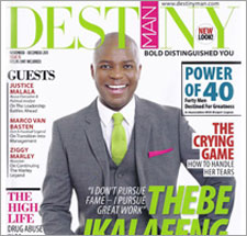 Destiny Man November 2011